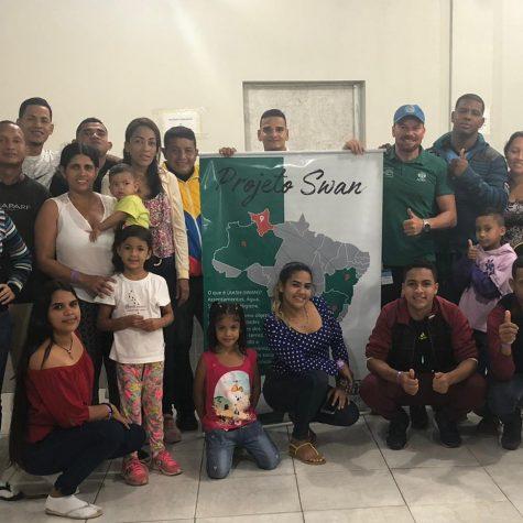 Imagens da atuação da ADRA em Rio Grande.