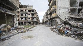 La guerra en Siria y la profecía de Isaías 17
