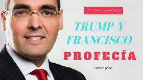 Las reuniones del Papa Francisco y Donald Trump, ¿profecía?