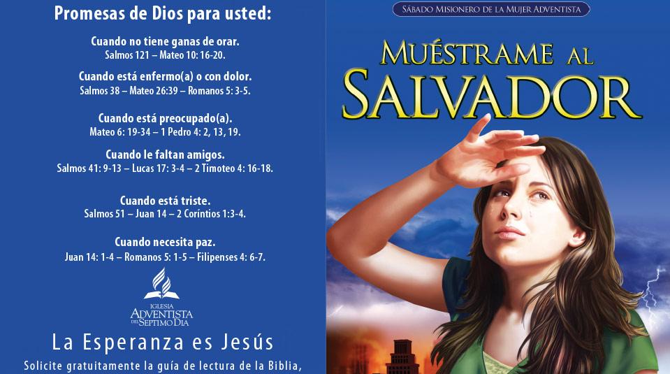 Folleto: Sábado Misionero de la Mujer Adventista 2011