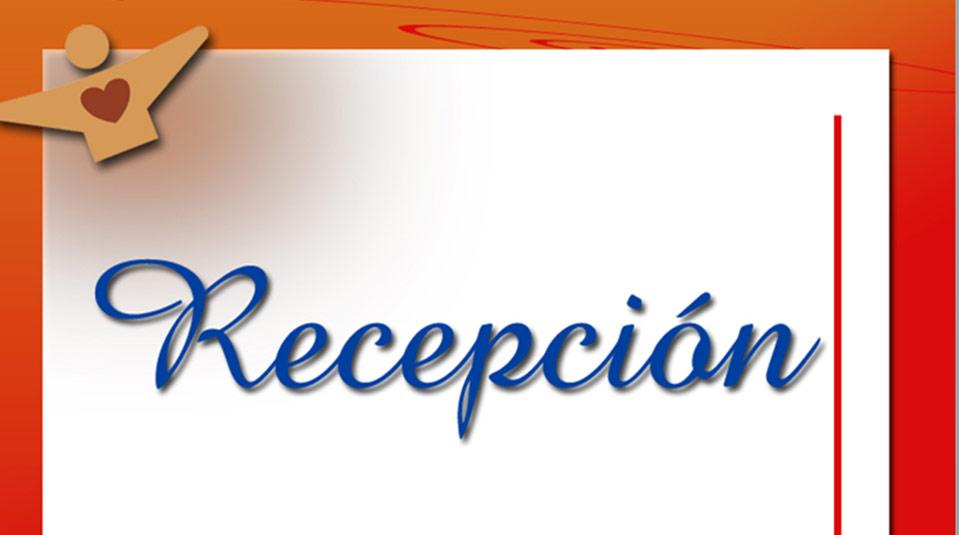 Manual de Directrices: Ministerio de la Recepción 2012