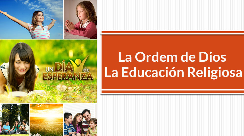 La-Ordem-de-Dios---La-Educación-Religiosa
