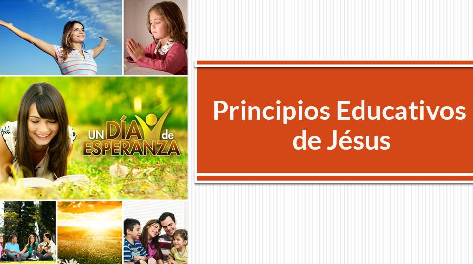 Sermón: Principios Educativos de Jésus