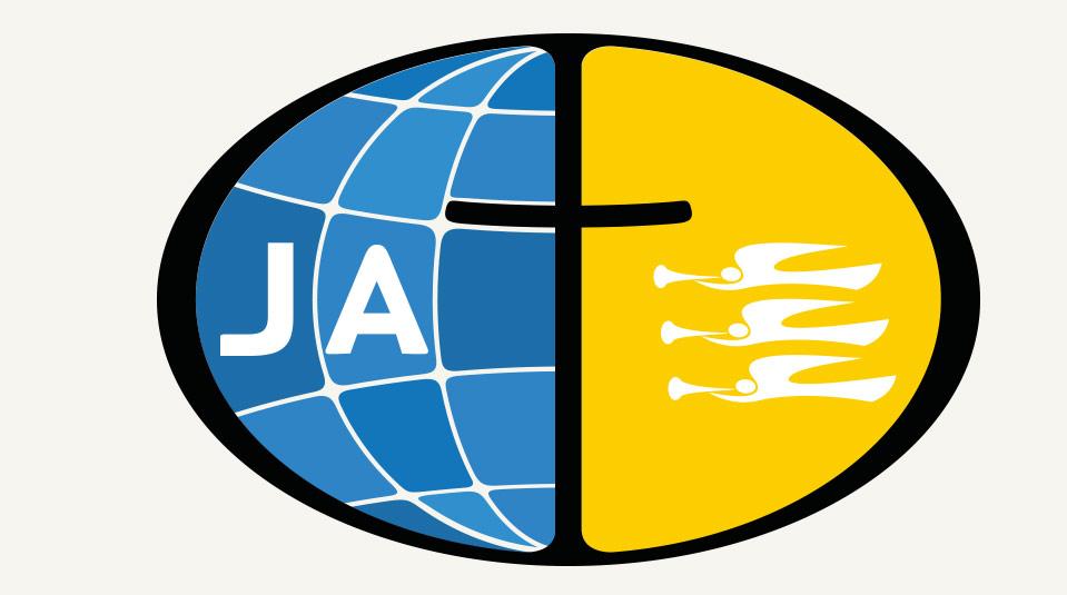 Logotipo: JA