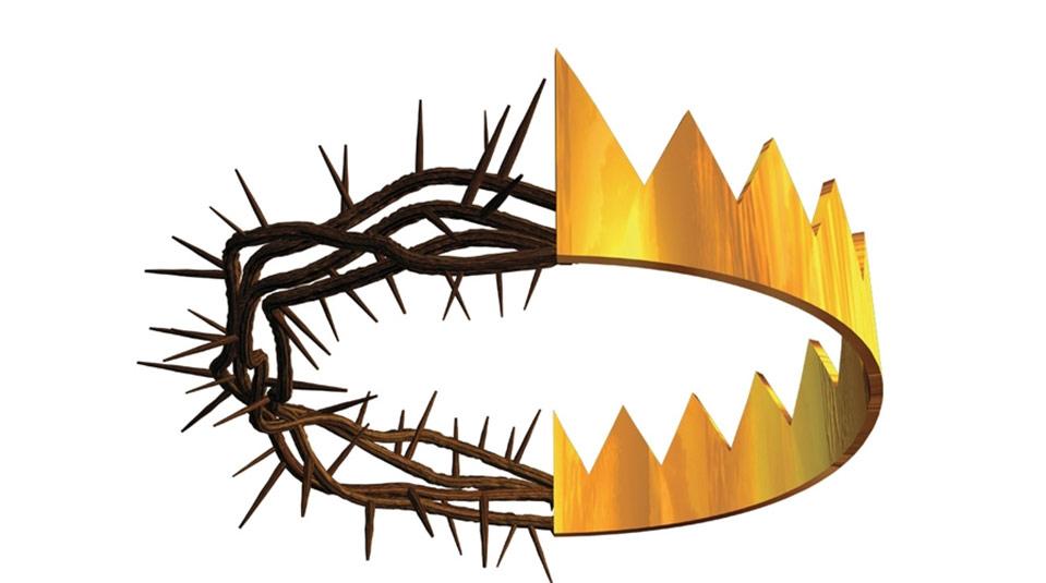logo mayordomía cristiana - corona - materiales y recursos