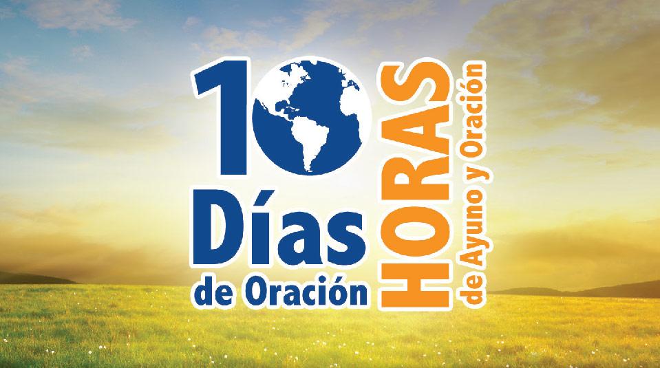 Afiche: Día Mundial de Oración y Ayuno 2013