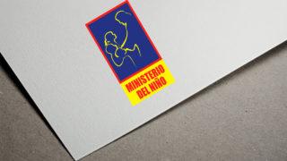Logomarca: Ministerio del Menor