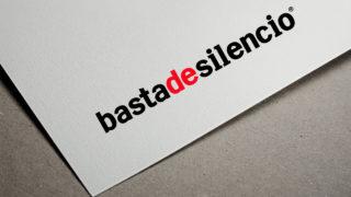 Logomarca: Basta de Silencio