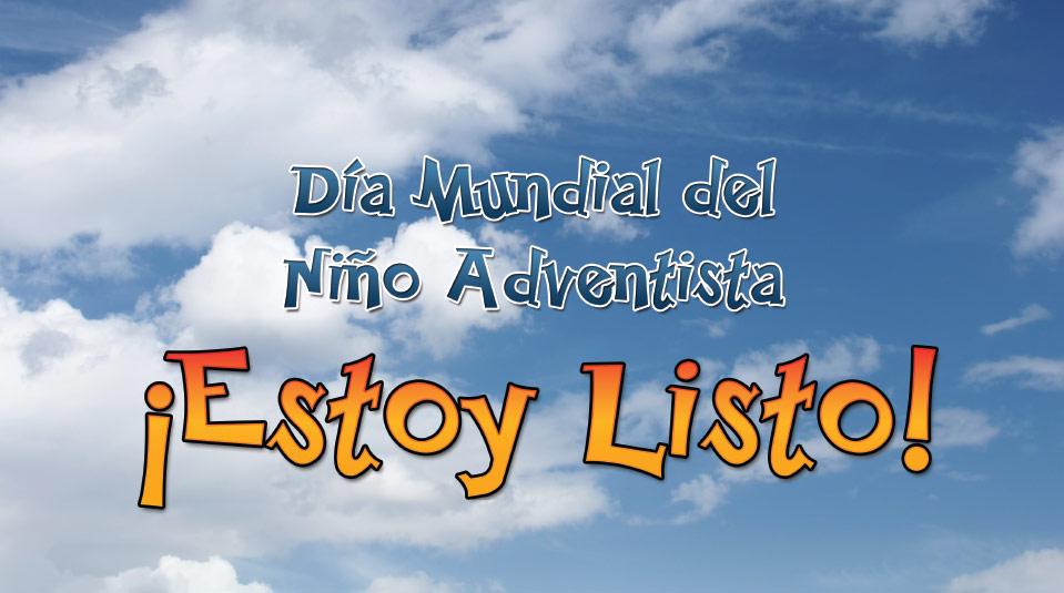 Afiche para el Día Mundial del Niño Adventista 2012