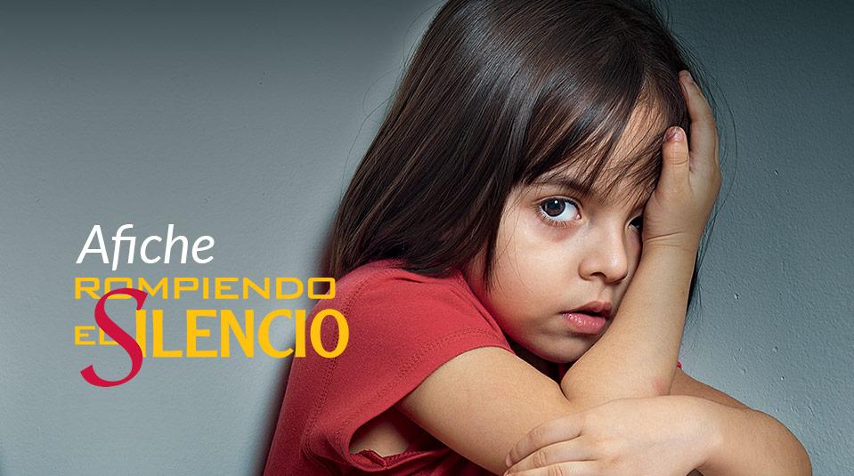 Afiche: Rompiendo el Silencio 2013