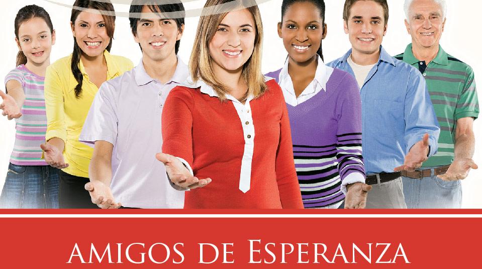 Estudios Grupos Pequeños: Amigos de Esperanza 2010