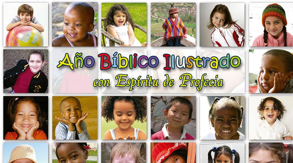 Año Bíblico Infantil