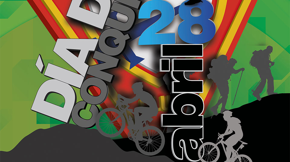 Afiche y Sermón: Día del Conquistador 2013