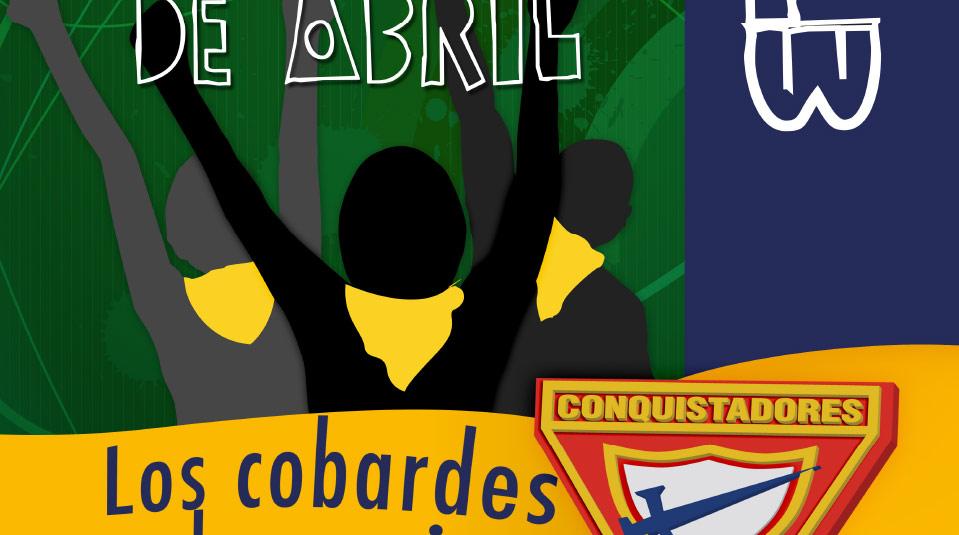 Afiche: Día del Conquistador 2013