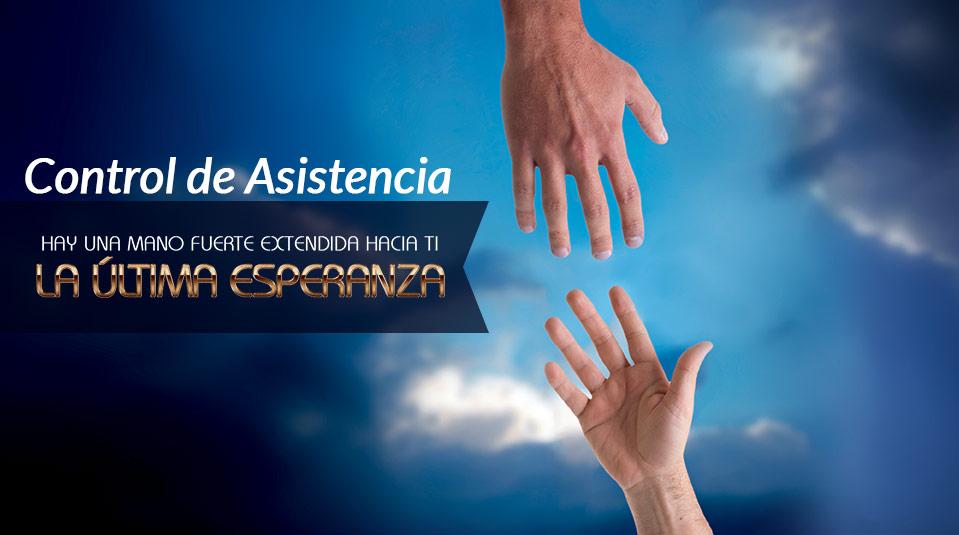 Control de Asistencia: La Última Esperanza 2013