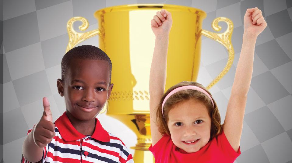El Trofeo del Cristiano – Semana de Mayordomía Infantil 2013