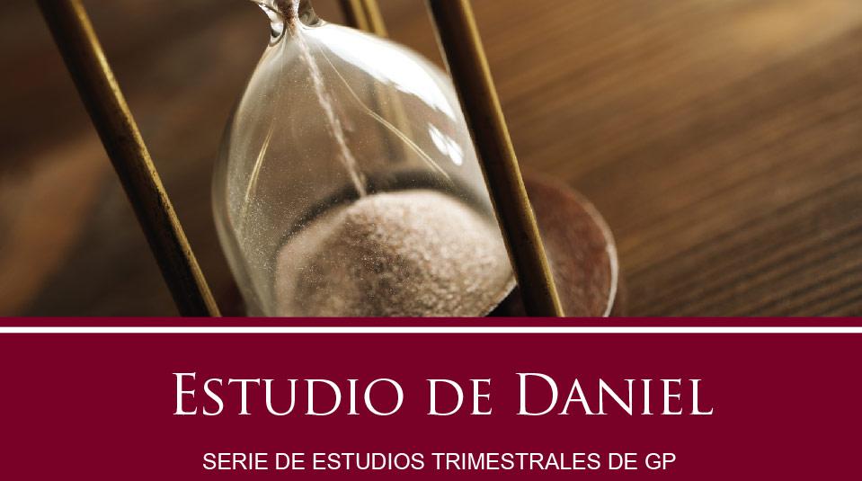 Estudios Grupos Pequeños: Estudio de Daniel 2010