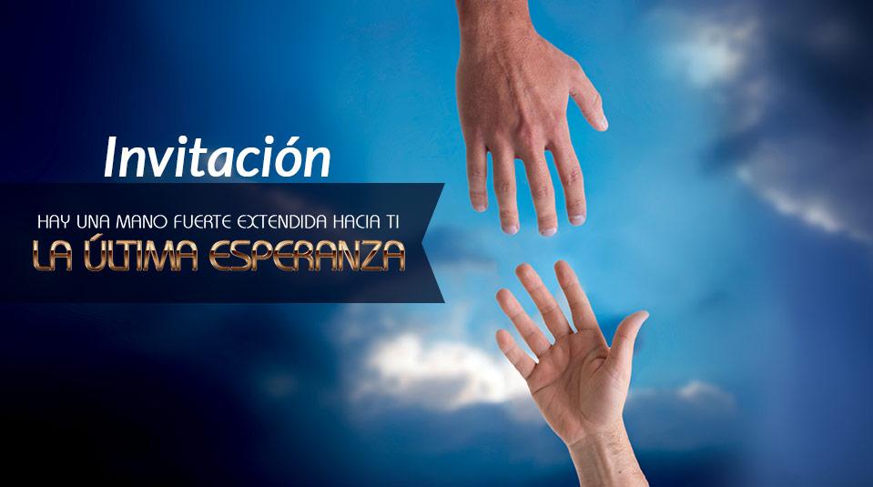 Invitación: La Última Esperanza 2013