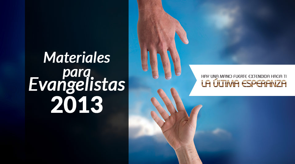 Materiales Para Evangelistas 2013