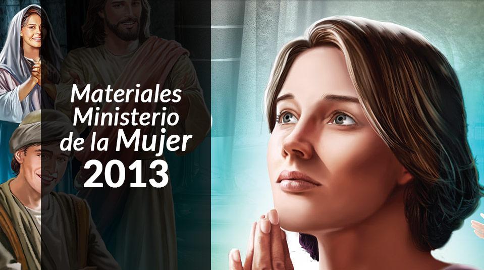 Ministerio de la Mujer 2013
