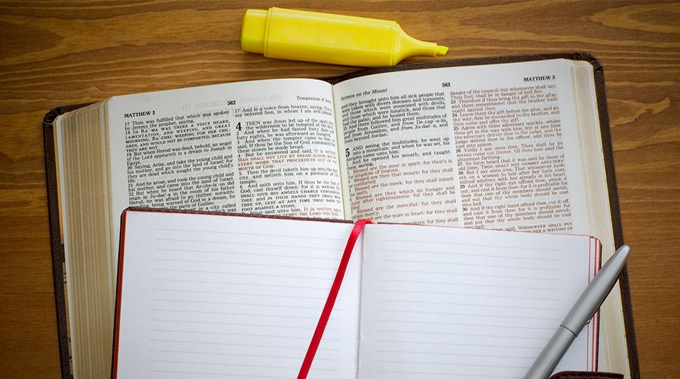 Plano de Marcar la Biblia: Color y Sabor en la Biblia 2013