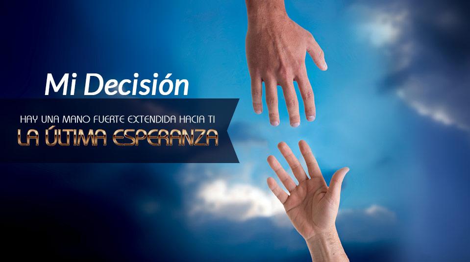 Tarjeta – Mi Decisión: La Última Esperanza 2013