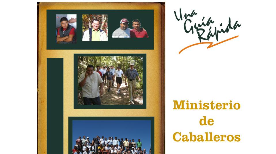 Guía sobre el Ministerio de Caballeros