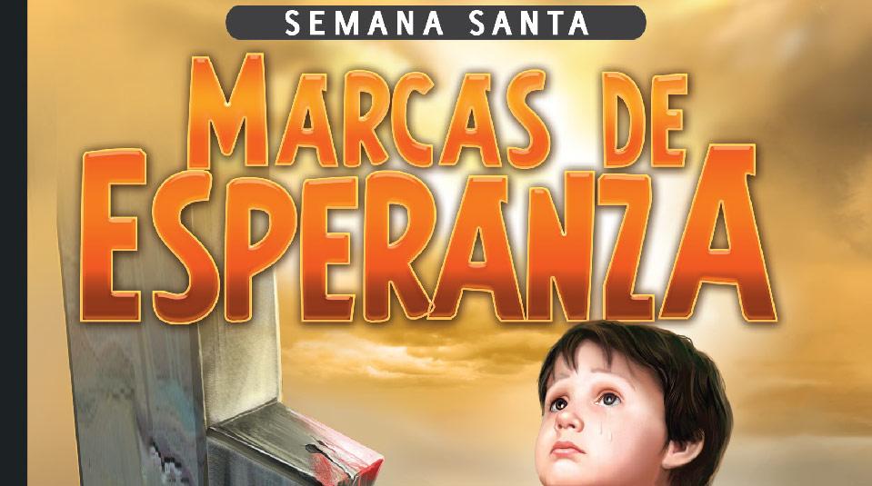 Afiche para niños Semana Santa 2013