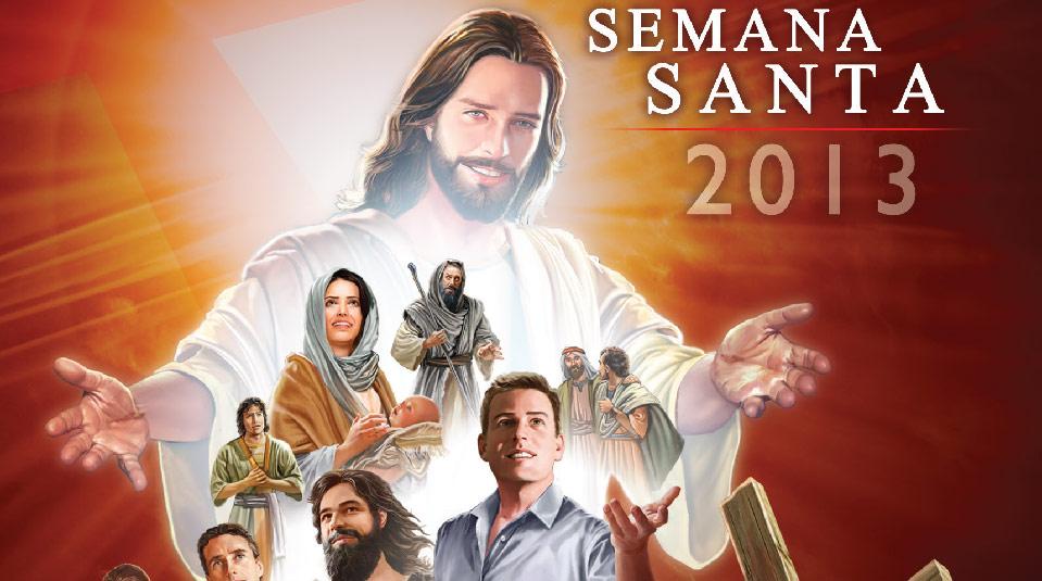 Afiche: Semana Santa 2013