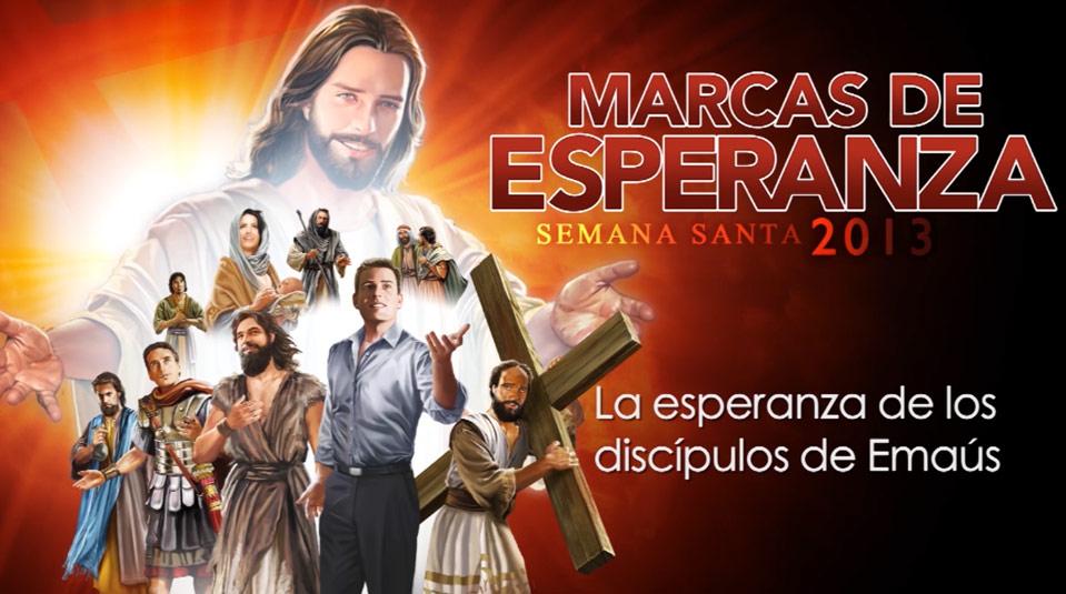 Seminarios: La Esperanza de los Discípulos – Semana Santa 2013