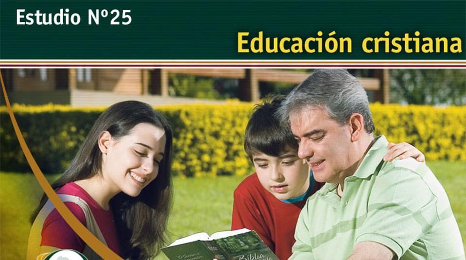 Estudio Bíblico 25: Educacion cristiana – Escuchando la Voz de Dios