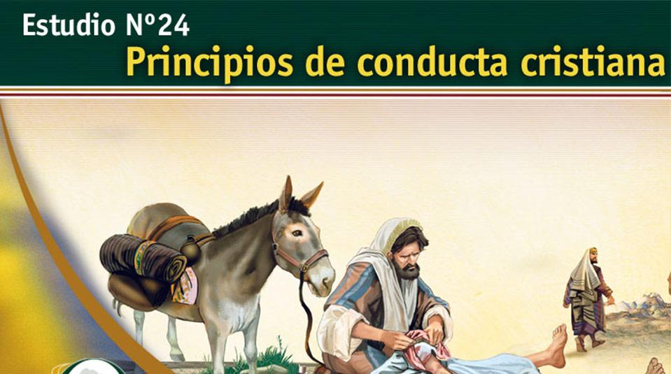 Estudio Bíblico 24: Principios de conducta cristiana – Escuchando la Voz de Dios