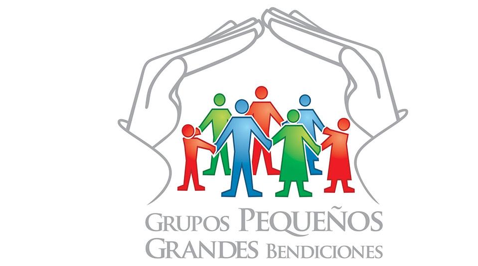logotipo: Grupos Pequeños