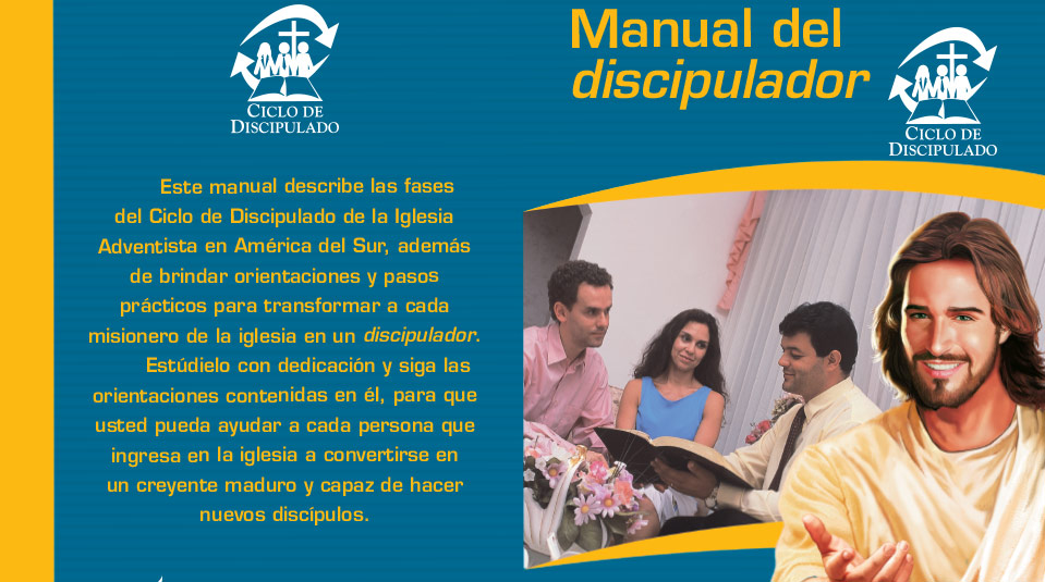 Manual del Discipulador