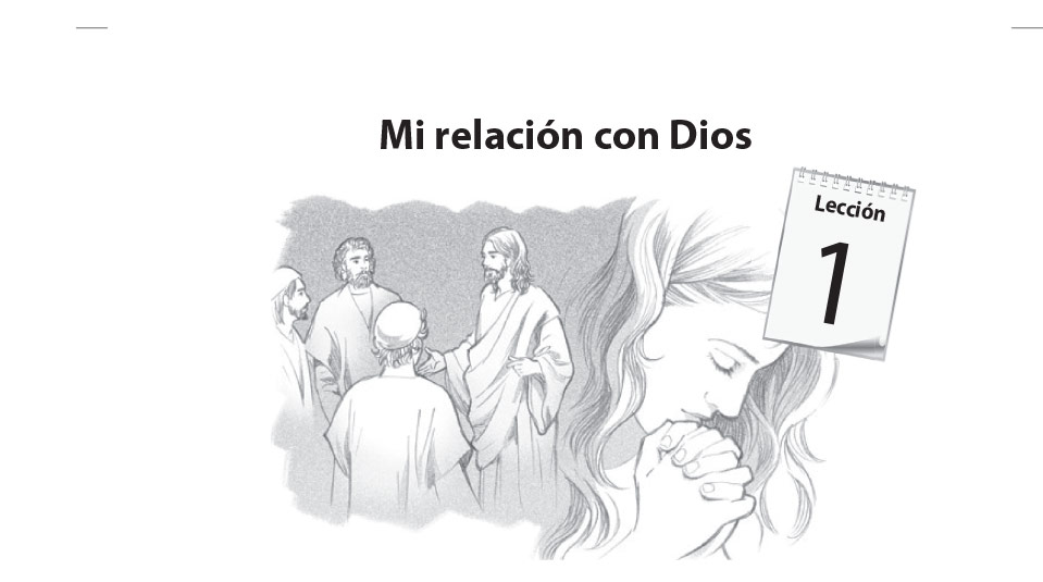 Estudios Bíblicos Juvenis Adolescentes: Mi Relación com Dios