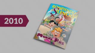 Revista infantil: Rompiendo el Silencio 2010