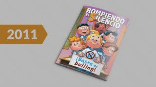 Revista infantil: Rompiendo el Silencio 2011