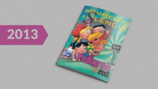 Revista infantil: Rompiendo el Silencio 2013