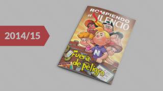 Revista infantil: Rompiendo el Silencio 2014/15