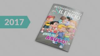 Revista infantil: Rompiendo el Silencio 2017