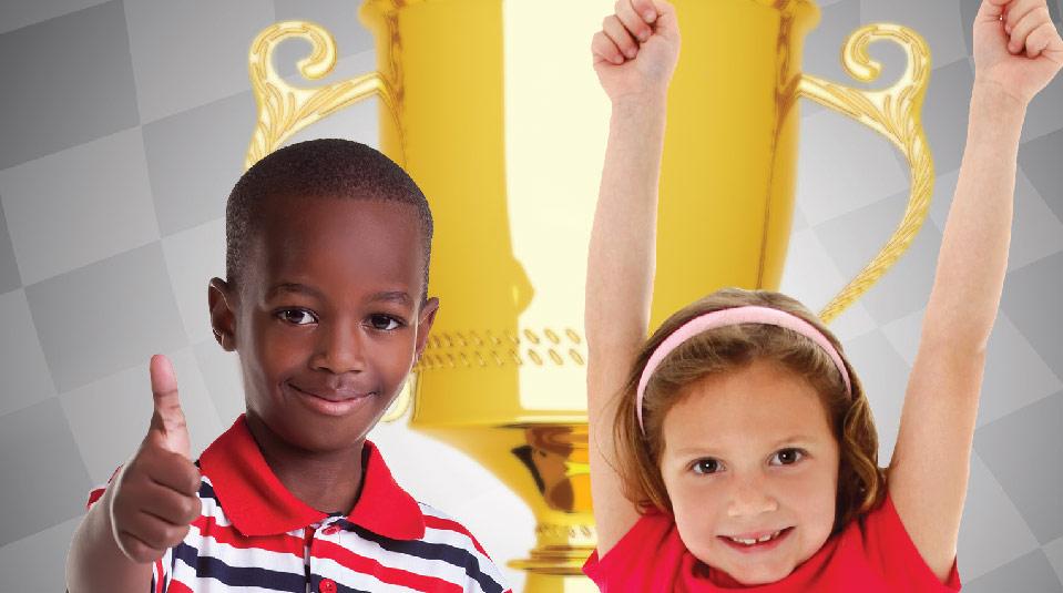 Cuaderno: El Trofeo del Cristiano – Semana de Mayordomía Infantil 2013
