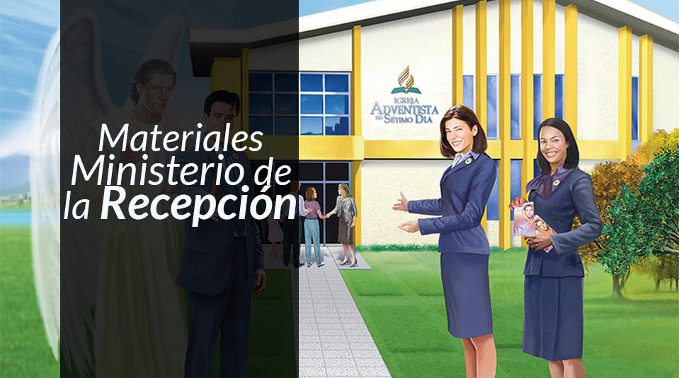 Ministerio de la Recepción