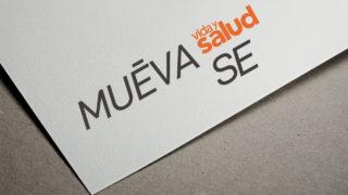 Logomarca: Muévase por la Vida
