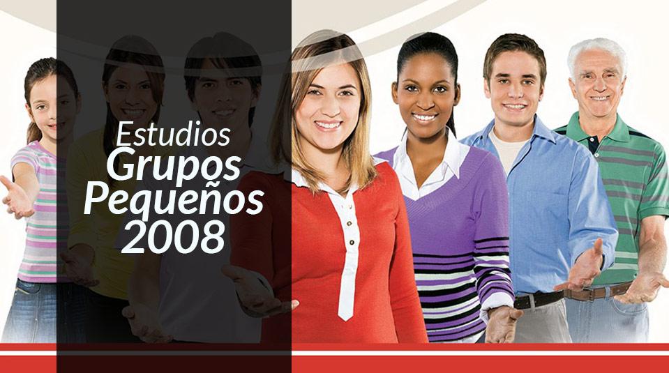 Estudios Grupos Pequeños 2008