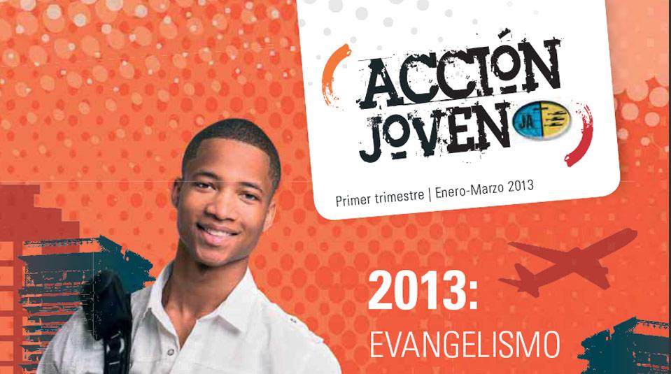Revista Acción Joven 1º trimestre 2013