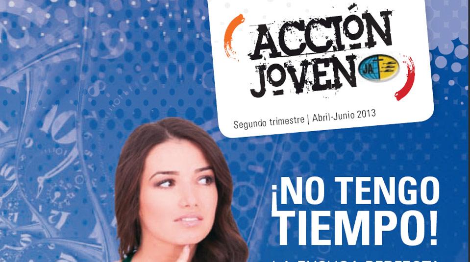 Revista Acción Joven 2º trimestre 2013