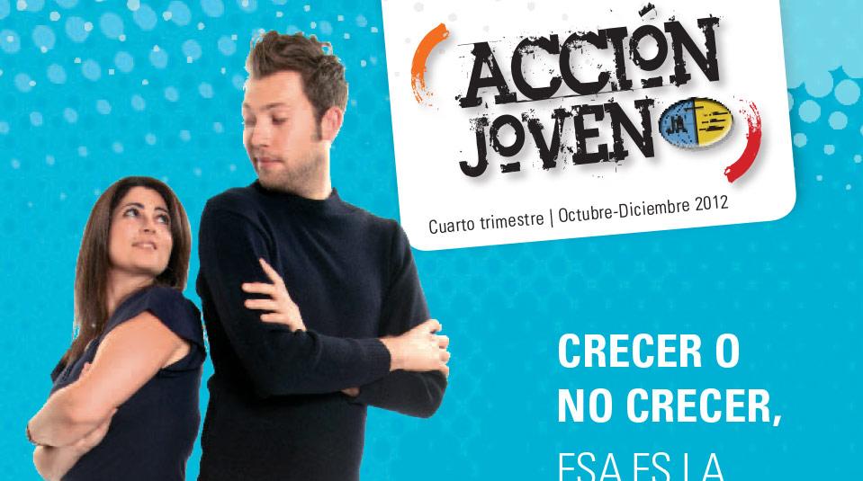 Revista Acción Joven 4º trimestre 2012
