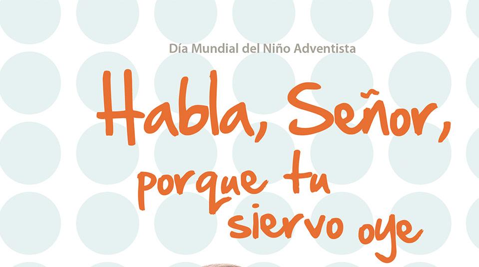 Afiche: Día Mundial del Niño Adventista 2011