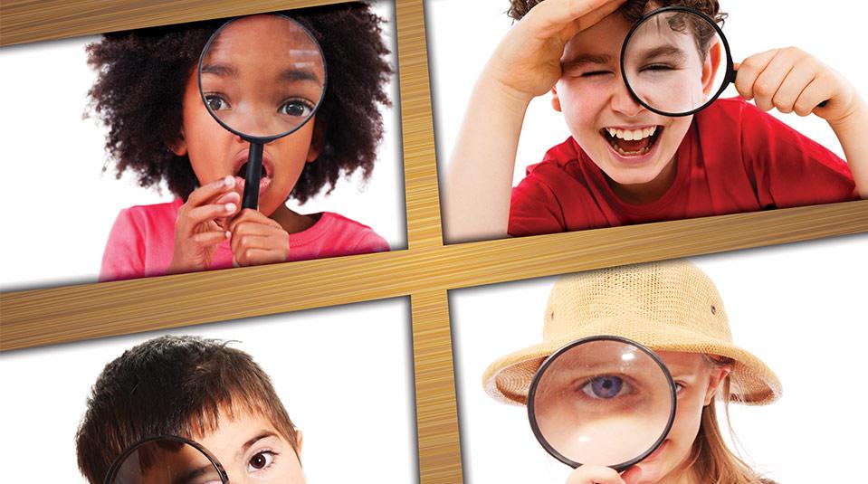 Afiche: Día Mundial del Niño Adventista 2013