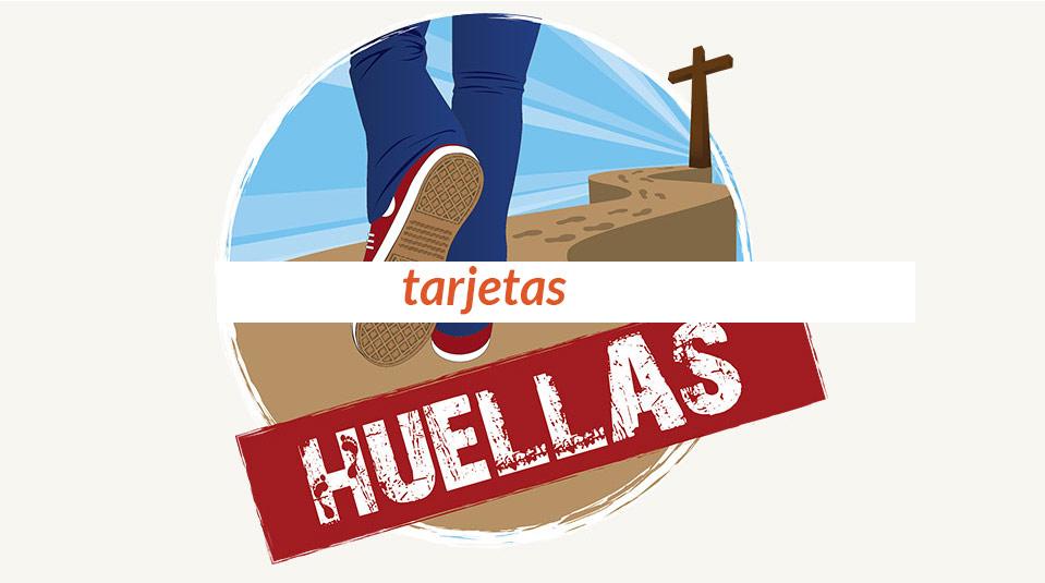 Tarjetas: Proyecto Huellas